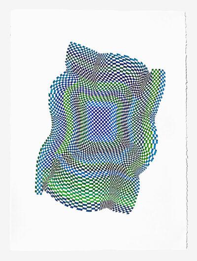 Dana Piazza, 'Squares #17', 2018