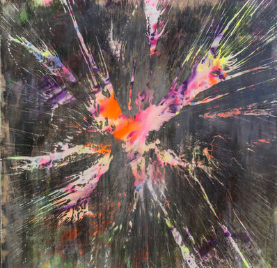 Martin Gremse, 'Nitroyellow Titanium Sunflower', 2016