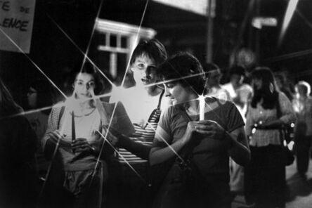 Réjean Meloche, 'Marche des Femmes', ca. 1980