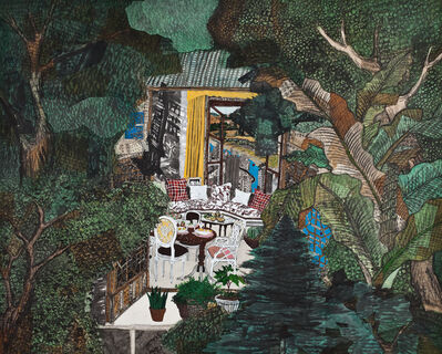 In Kyung Kwon, 'The Private Room', 2012