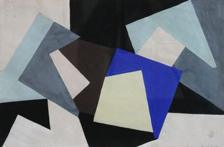 Saloua Raouda Choucair, 'Untitled', ca. 1949