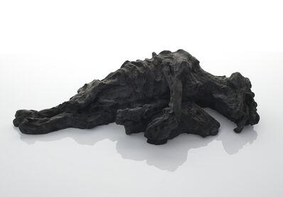Jørgen Haugen Sørensen, 'Dead Dog on Rubble', 2020