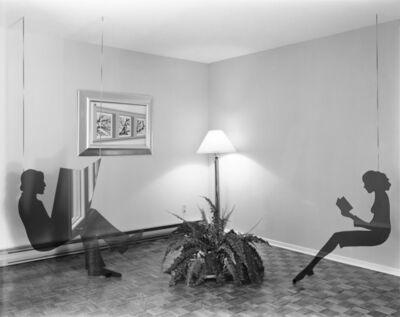 Lynne Cohen, 'Model living room', 1976