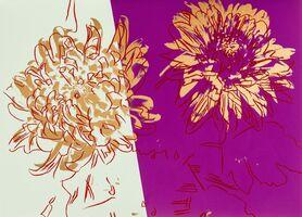 Andy Warhol, 'Kiku, Andy Warhol 1983-1984', 1983