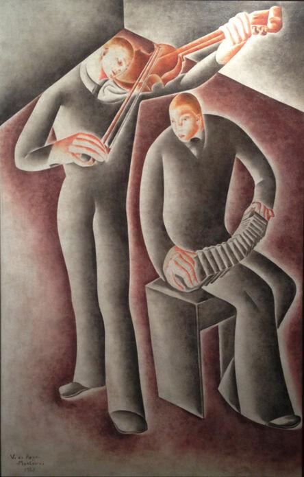 Vicente do Rego Monteiro, 'Músicos'
