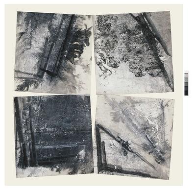 Zheng Chongbin 郑重宾, 'Tilted Four Corners', 2015