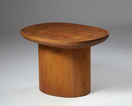 Axel Einar Hjorth, 'Occasional table Utö', 1932