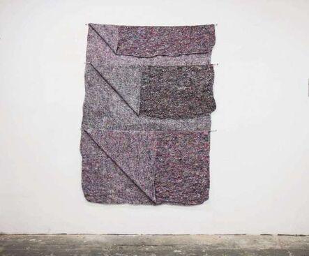 Marcelo Cidade, 'Geometria do colapso 2', 2015