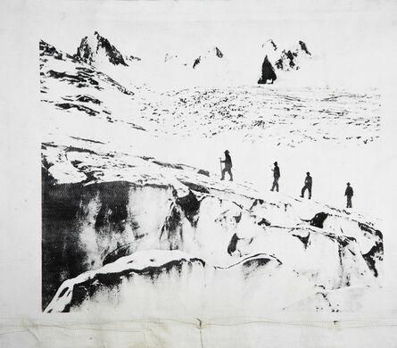 Douglas Mandry, 'Exkursion mit Doktor Ernest Guglielminetti, from the series Monuments', 2020
