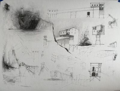 Maria McVarish, 'Drawing', 2020