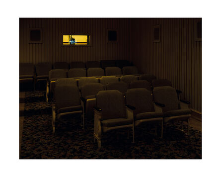 Taryn Simon, 'Church of Scientology, Screening Room', 2007