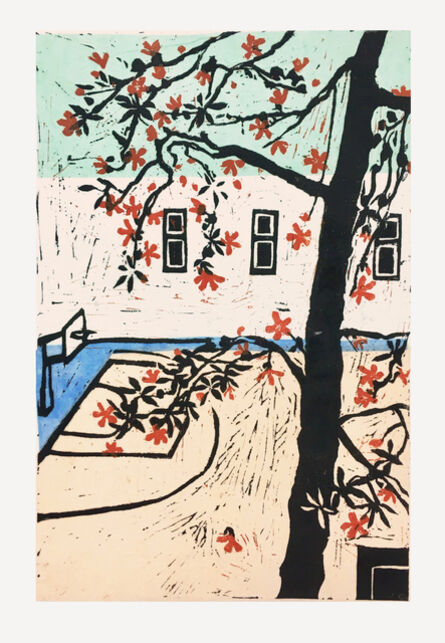 June Ho, 'Cotton Tree', 2019