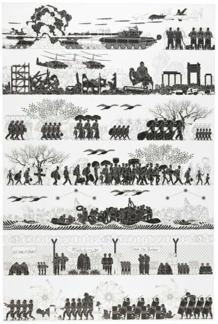 Ai Weiwei, 'Odyssey (First Edition)', 2017