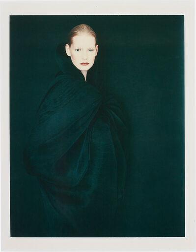 Paolo Roversi, 'Kirsten in Nero, London', 1989