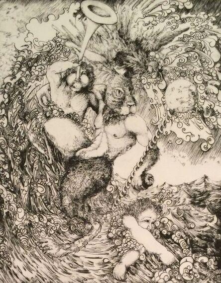 Daniel Birdsong, 'Christening of Cantus', 2014