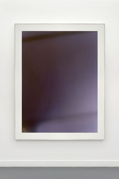 Walead Beshty, 'Transparency (Positive) [Fujichrome RDPIII Provia 100F Em. No. 04991: March 12 - March 16, 2008 ORD/LGA EWR/ORD]', 2009
