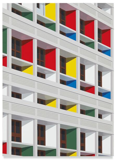 Daniel Rich, 'Unité d'Habitation, Marseille', 2019