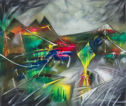 Roberto Matta, 'Untitled', 1955