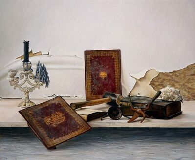 John Gordon Gauld, 'Wild Flowers and Their Teachings', 2012