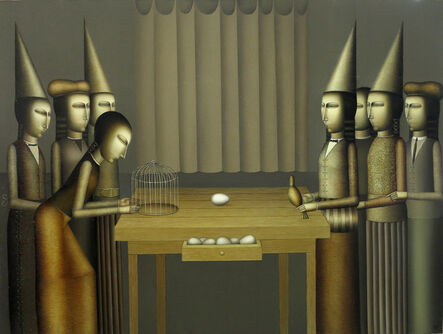 "Armen Gevorgian, '""The Game"" /""Oyun""', 2014"