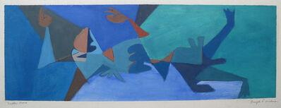 Ralph Wickiser, 'Fallen Cross #3', 1949-1956