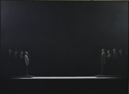 Jorge Lopez Pardo, 'Politicos', 2014
