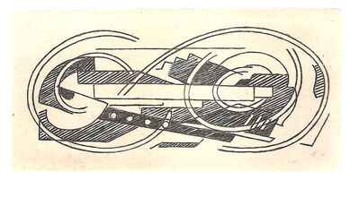 Albert Gleizes, 'Pascal.  Pensées sur l'homme et Dieu (restrikes of 22 etchings) ', 1950
