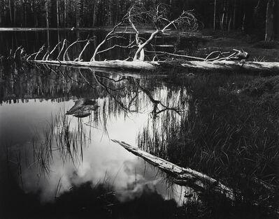 Ansel Adams, 'Siesta Lake', ca. 1958