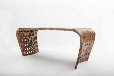 Joris Laarman, 'Maker Table (Hexagon)', 2014
