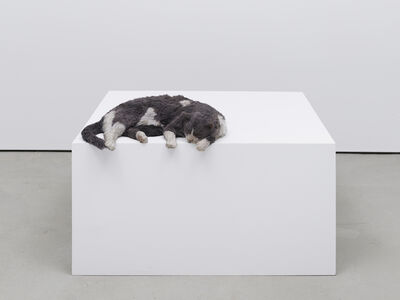 Ryan Gander, 'The thermals made me lazy, or The squatters (Smoky meet Monk's Deflated Sculpture II (2009))', 2020