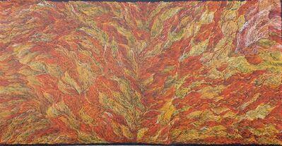 Gloria Petyarre, 'Wild Flowers and Bush Medicine Leaves', 2015