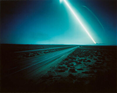 Ken Kitano 北野 謙, 'Mojave Barstow Highway, March 20, 2013', 2013
