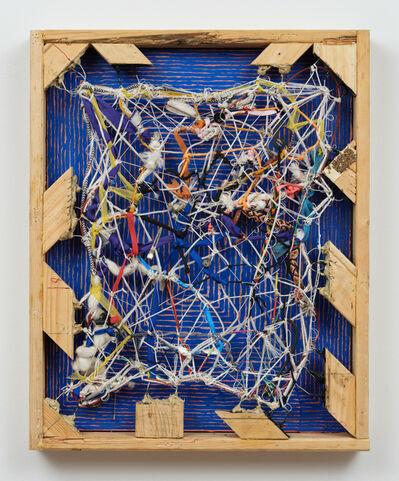 Timm Mettler, 'Blue, Blue (sound & vision)', 2019