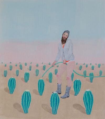 Polina Tereshina, 'Future Gardens', 2017