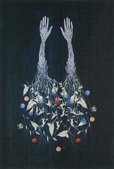 Valerie Hammond, 'Coeur', 2011