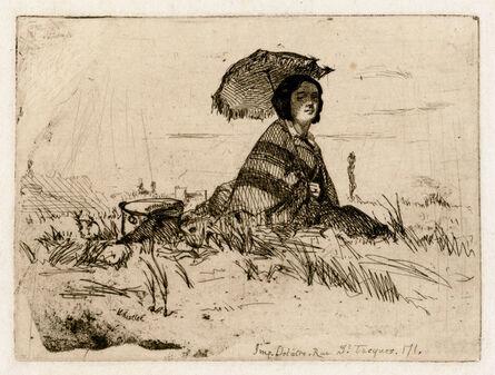 James Abbott McNeill Whistler, 'En Plein Soleil', 1858