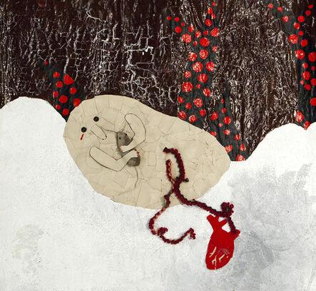 Megasoma Mars, 'Winter', 2013