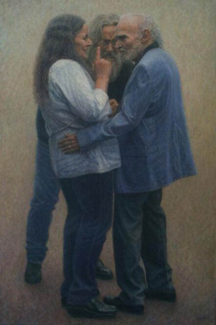 Davis Morton, 'The Sibyl, Butch, and Ruck', 2009