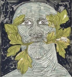 Elisabeth Frink, 'Green Man ', 1992