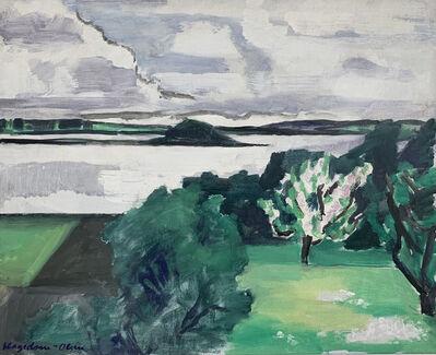 Thorvald Hagedorn-Olsen, 'Untitled (Landscape)', ca. 1945
