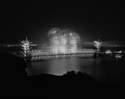 Damion Berger, '75th Anniversary, Golden Gate Bridge, San Francisco, 2012', 2012