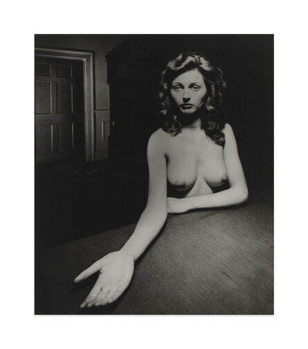 Bill Brandt, 'Nude, Micheldever, Hampshire', November 1948