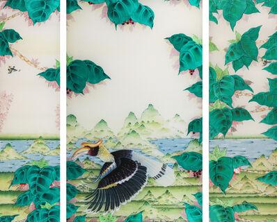 Terris Temple, 'Forage 富瑞智', 2013