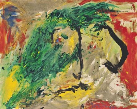 Asger Jorn, 'Adrenalogic Débauche', 1966