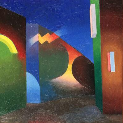 Salvo, 'The City', 1986
