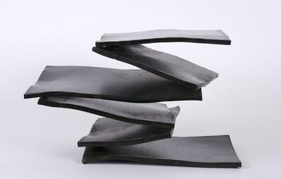 Etienne Viard, 'Six lames obliques', ca. 2015