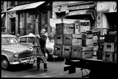 Elliott Erwitt, 'France, Paris', 1966