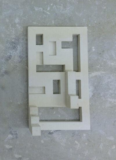 Ben Sansbury, 'Facade of an Unknown Structure 08', 2013