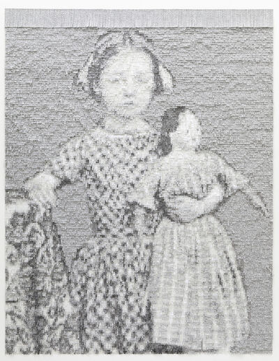 Nathalie Boutté, 'La poupée', 2017
