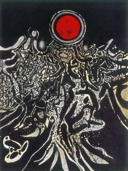 Mario Prassinos, 'Marine Night', 1972